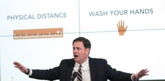 ducey covid-19 press conference June 29